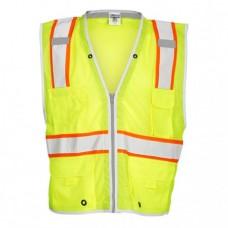 MLK Class II Lime Safety Vest