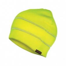 Hi-Vis Lime Beanie Hat