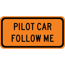 Pilot Car Follow Me
