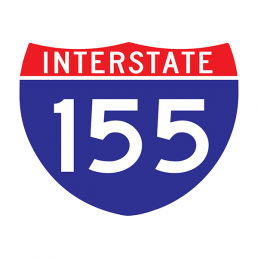 Interstate Route (3 digits)