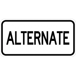 Alternate Route Auxiliary