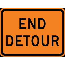 End Detour Route Auxiliary