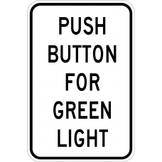 Push Button For Green Light