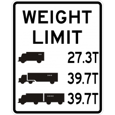 Weight Limit (symbolic)