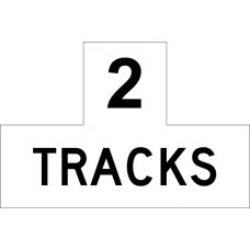 Number of Tracks (#)