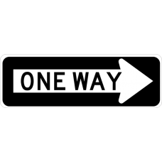One Way (arrow)