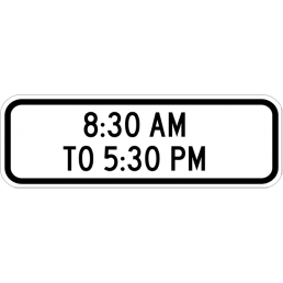 Time Of Day (plaque)