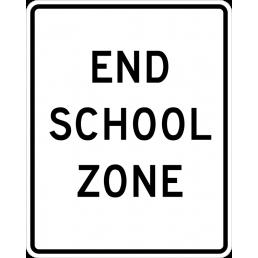 End School Zone