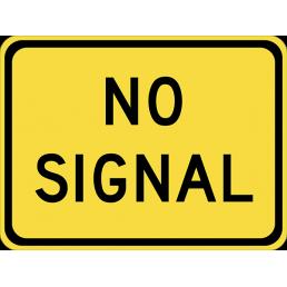 No Signal (plaque)