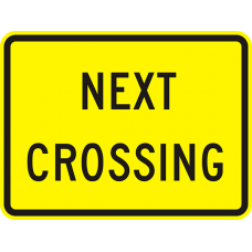 Next Crossing (plaque)