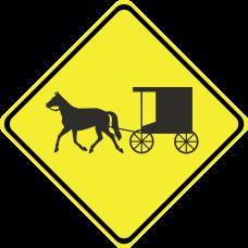 Horse-Drawn Vehicle