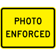 Photo Enforced (plaque)