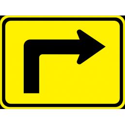 Advance Arrow (plaque) (L&R)