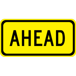 Ahead (plaque)