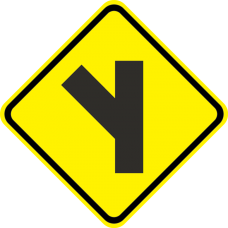 Side Road (diagonal)