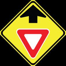 Yield Ahead (Symbol)