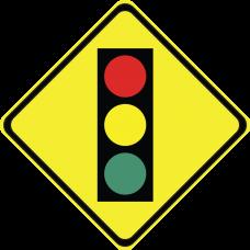 Signal Ahead (Symbol)