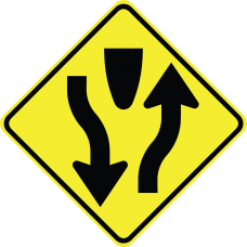 Divided Highway (symbol)