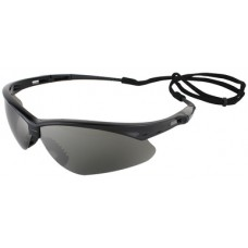 Nemesis Safety Glasses Smoke Mirror Lens