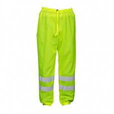 MLK Reflective Lime Pants